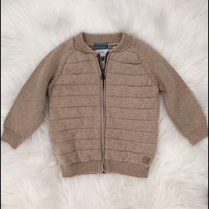 Zara baby boy 6-9 mos sweatshirt